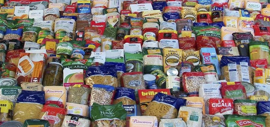 Red bancos de alimentos