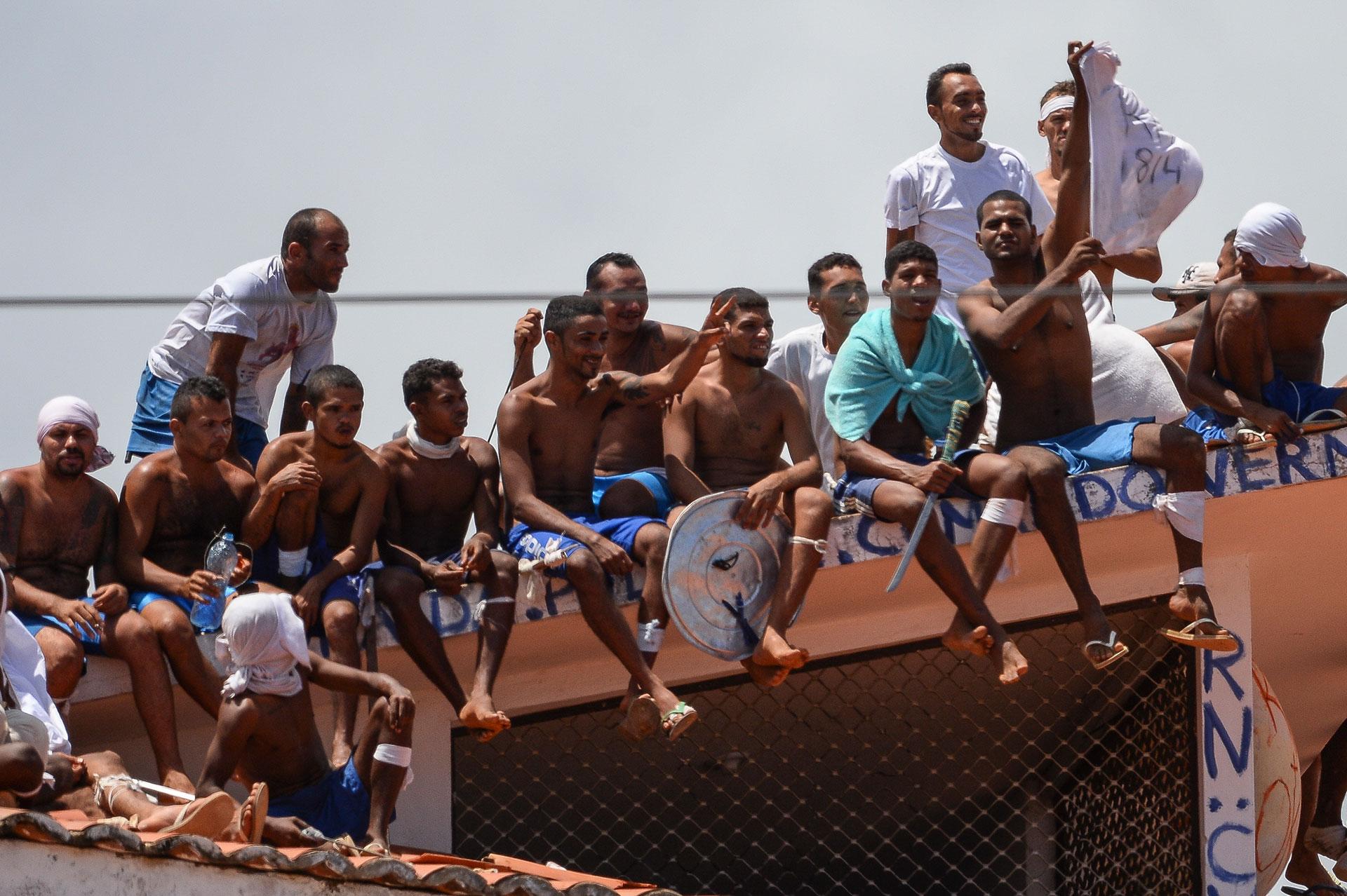 ACERCA DE LAS RECIENTES MASACRES EN PRISIONES BRASILEÑAS