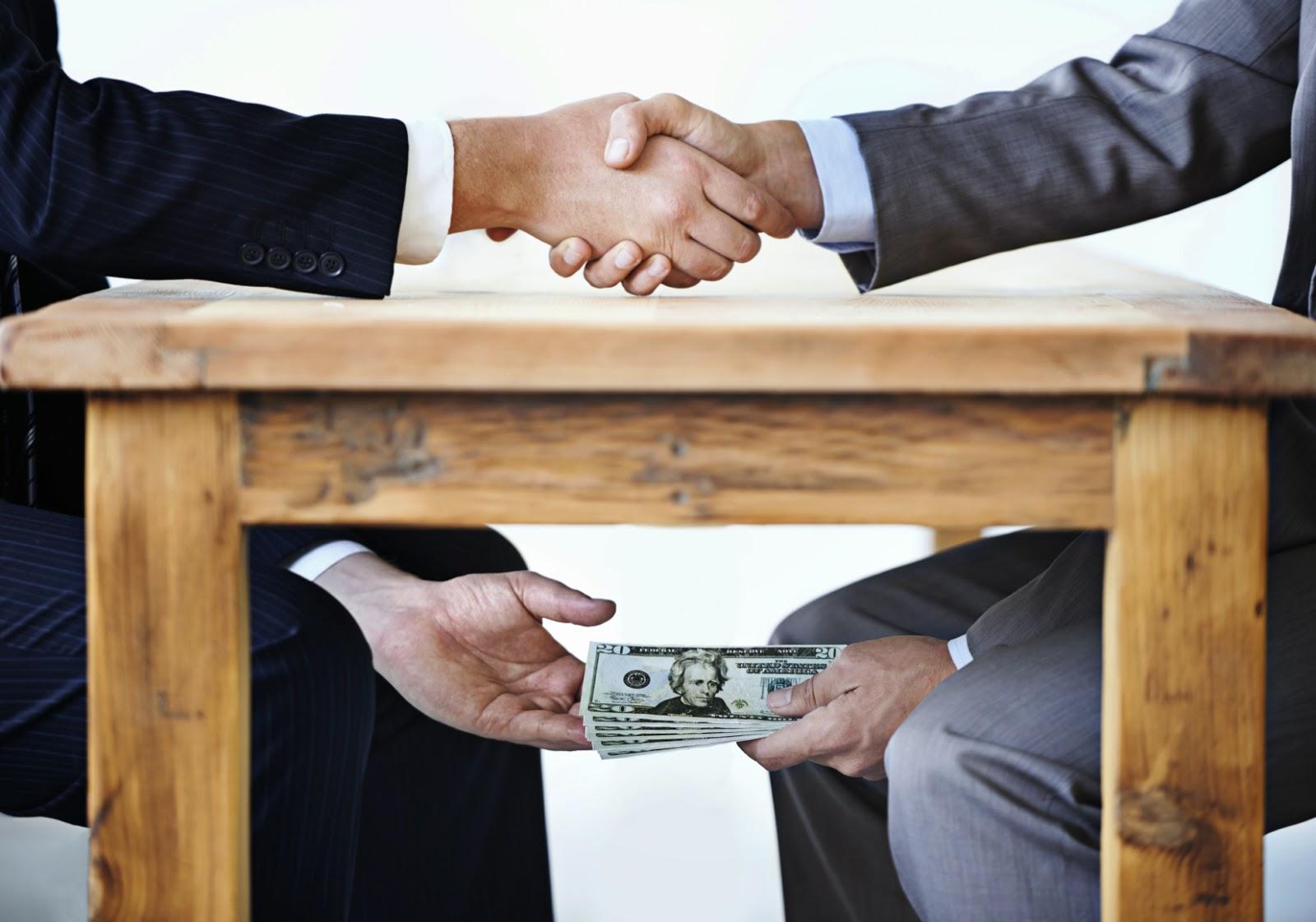 CORRUPTOS… ¡ser o no ser!