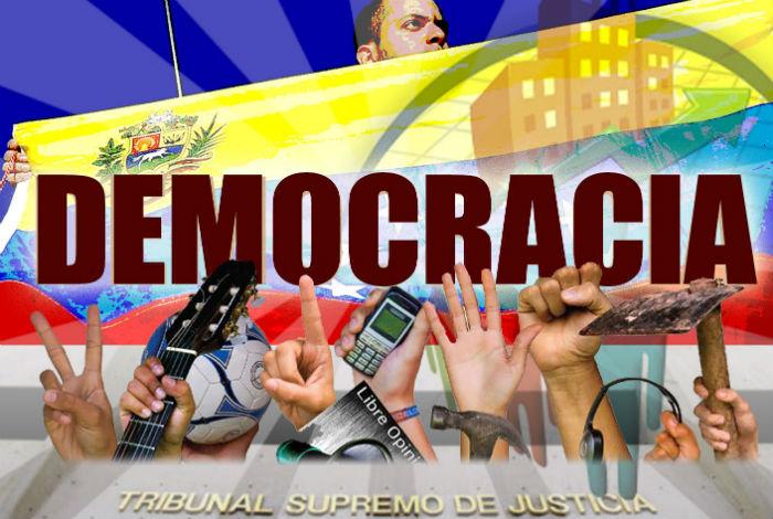 LAS 3R DE LA DEMOCRACIA VENEZOLANA