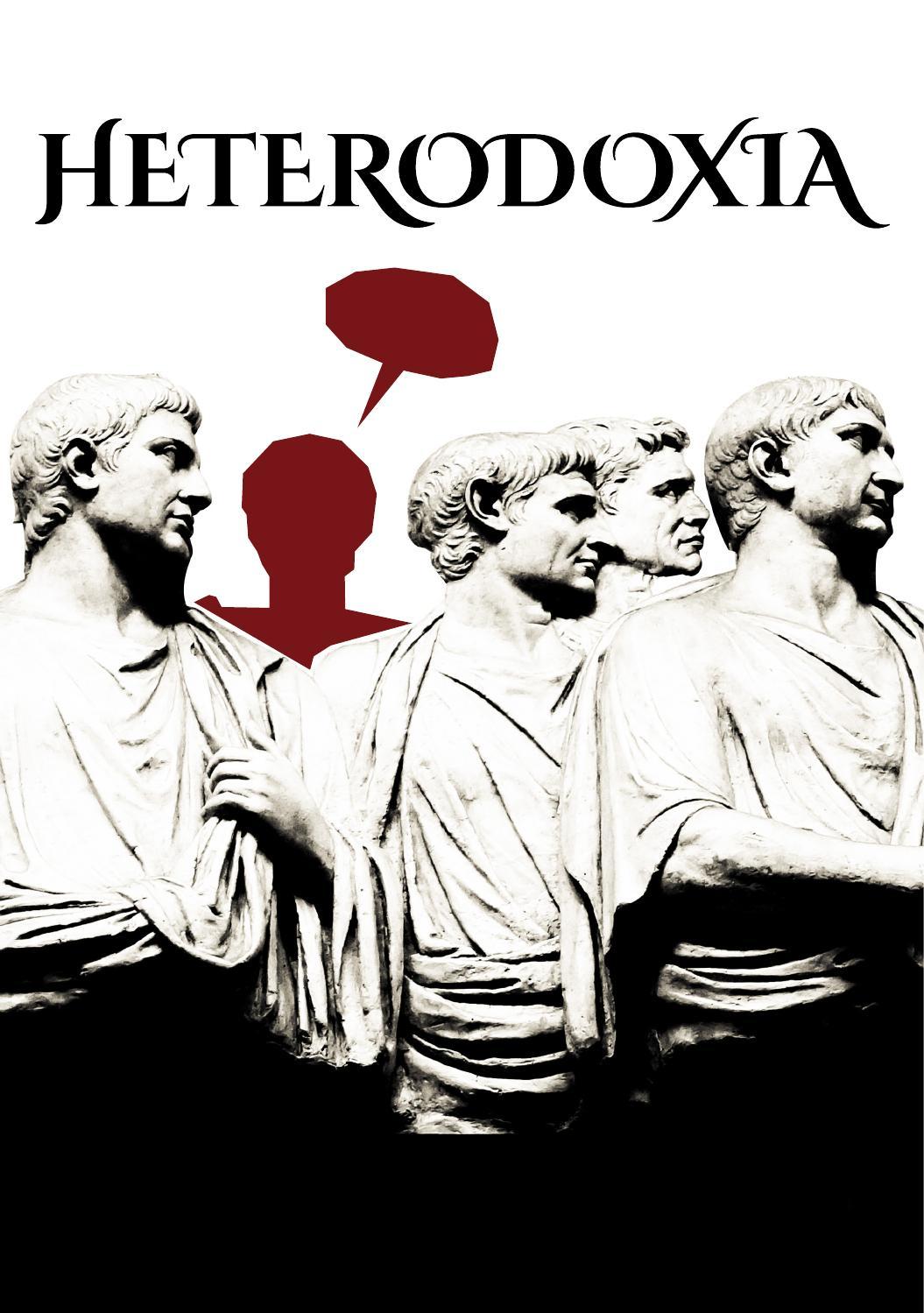 Ortodoxia y Heterodoxia y II